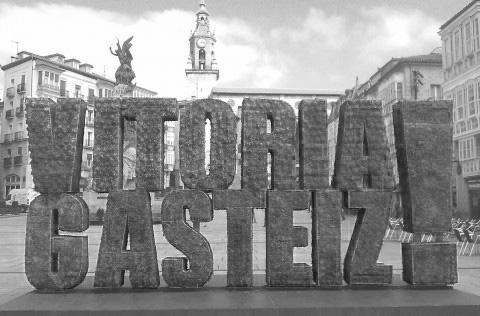 Ciudad de Vitoria-Gasteiz