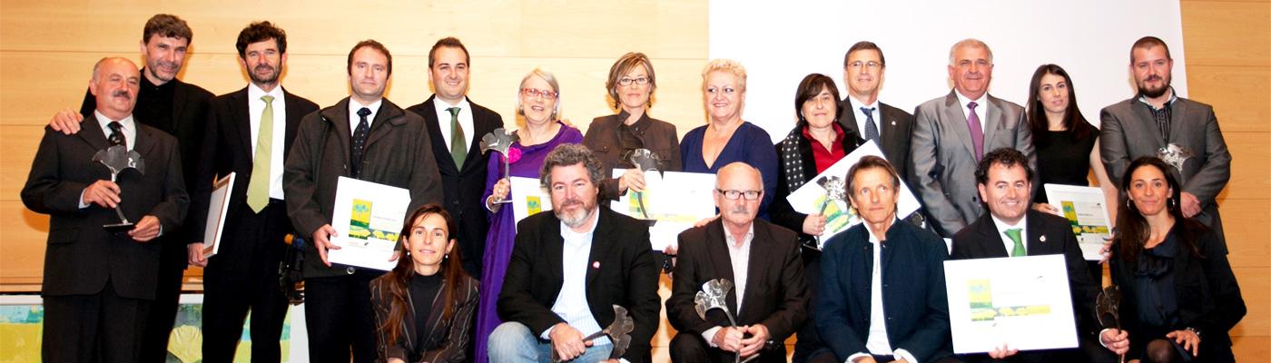 premios verdes ganadores