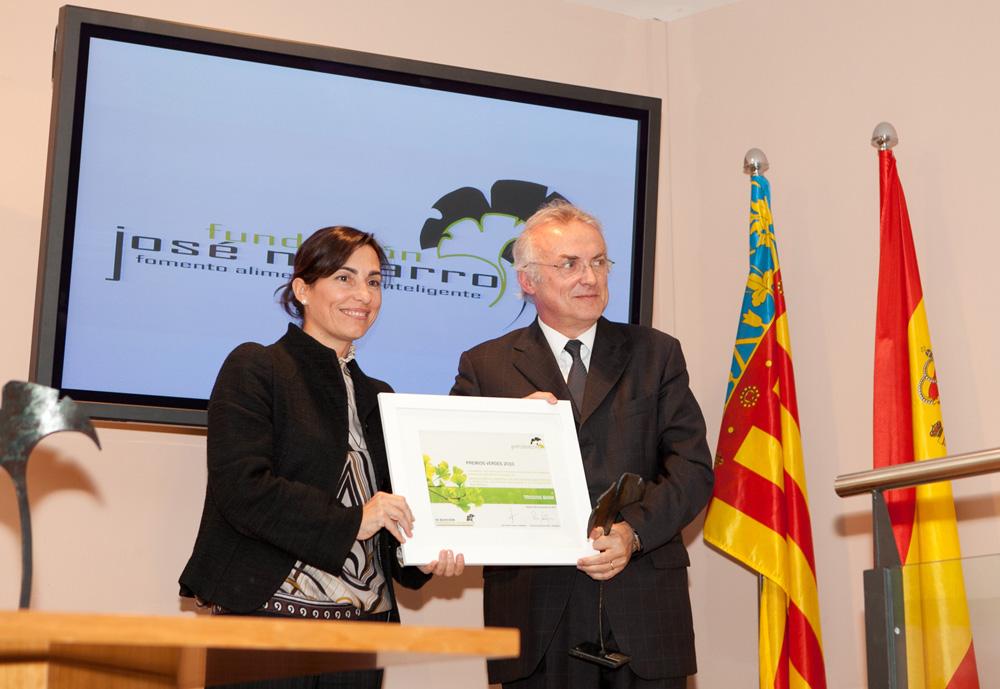 Premios Verdes Empresa 2010