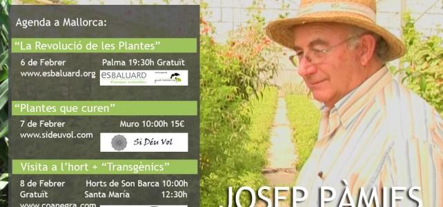 La revolución de las plantas con Josep Pamies. Hábitos saludables.