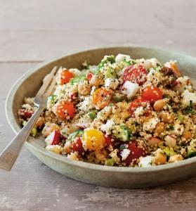 tabbouleh de quinoa