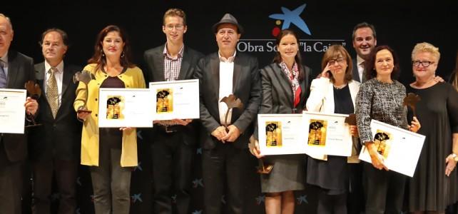 Gran éxito en la V Edición de Premios Verdes
