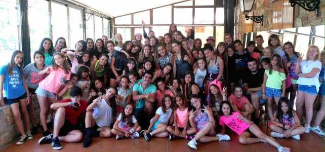 La escuela de danza EDAE de Sergio Alcover y la Alimentación Inteligente