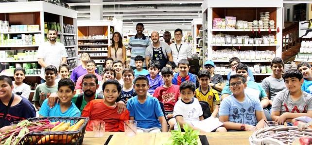 TOURS DE ALIMENTACIÓN: Escuelas de Cocina y Clubs Deportivos